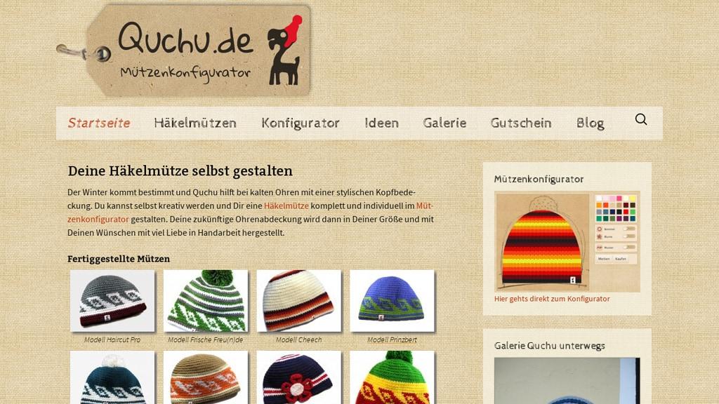 Q'UCHU Online-Shop