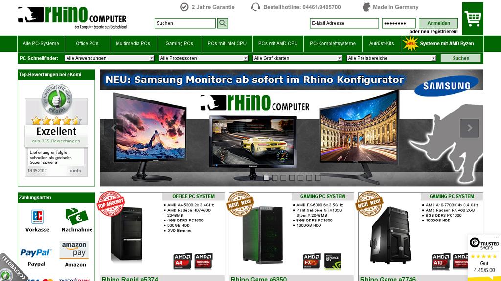 Rhino Computer Store