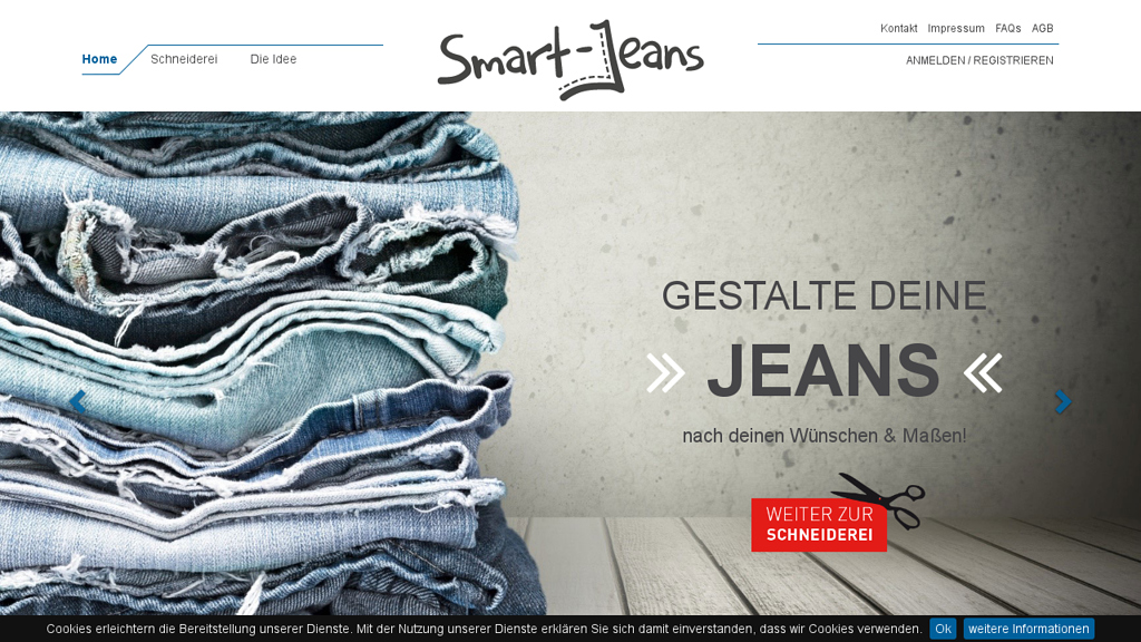 Smart Jeans Online-Shop