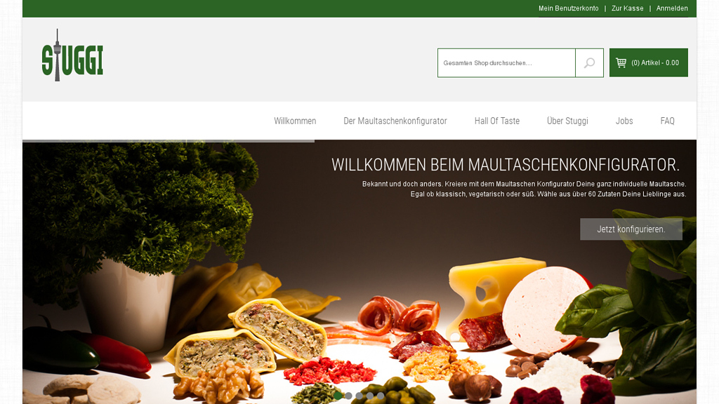 Stuggi Online-Shop