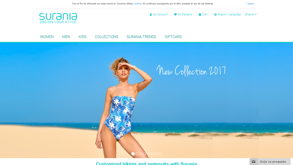 surania Online-Shop