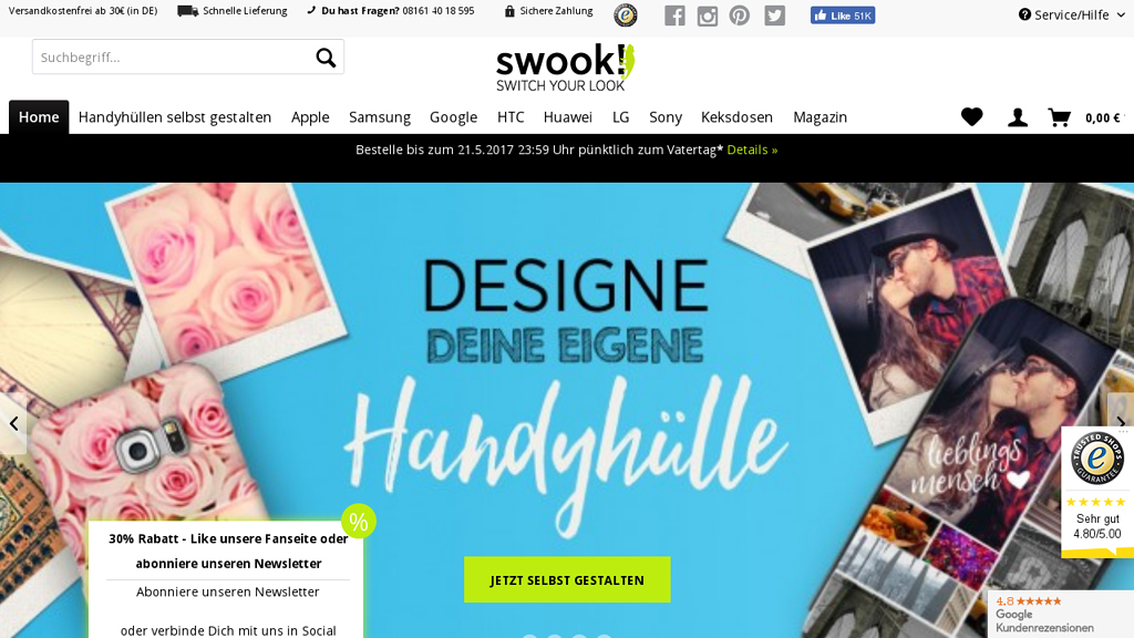 swook Online-Shop