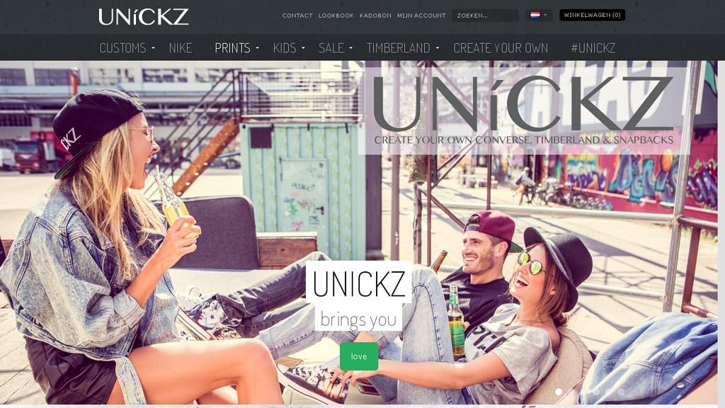 UNiCKZ Online-Shop