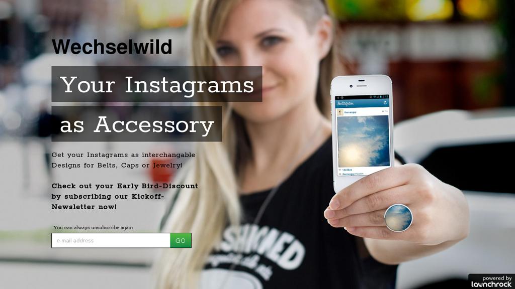 wechselwild Online-Shop