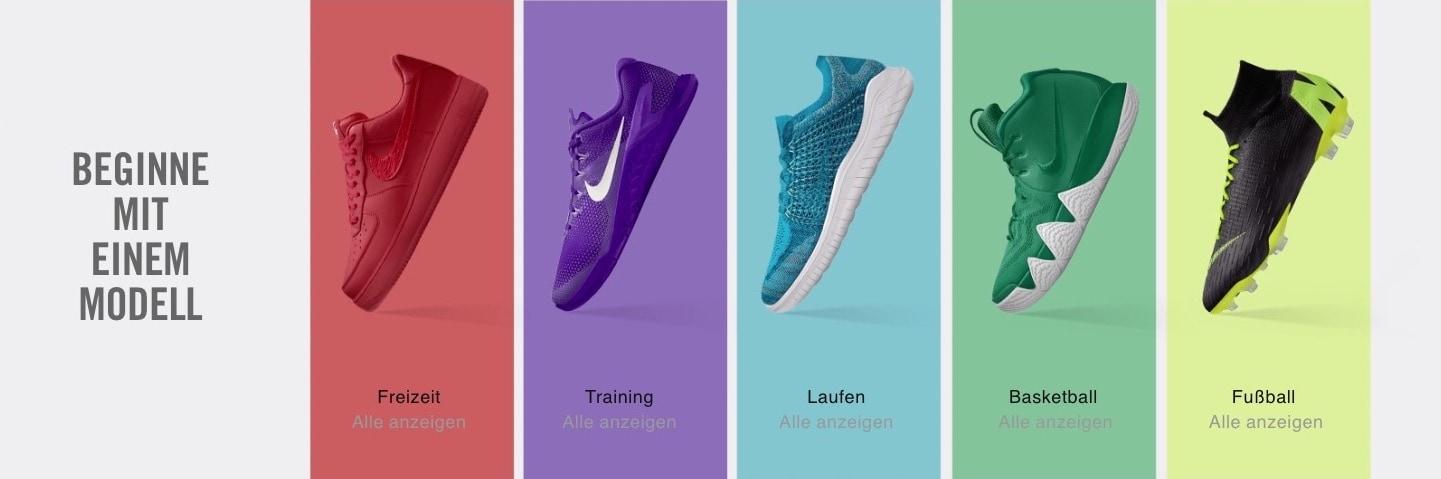 Schuhe Younikeid Nike By Selbst Al45j3rq Gestalten roCedBWQx